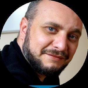 Psycholog Dominik Safian z miasta Koszalin