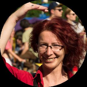 Psycholog Elżbieta Grabarczyk z miasta Warszawa