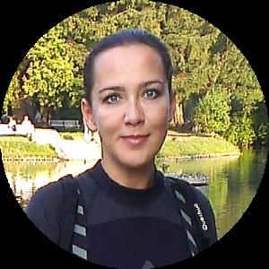 Psycholog Anna Styrna z miasta Kraków