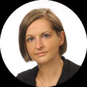 Psycholog Justyna Parlak z miasta Kielce