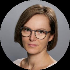 Psycholog Katarzyna Rybczyńska z miasta Łódź