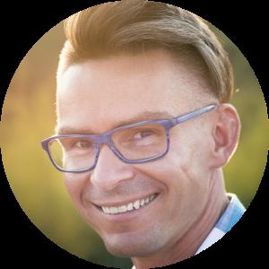 Psycholog Artur Winiarski z miasta Tychy