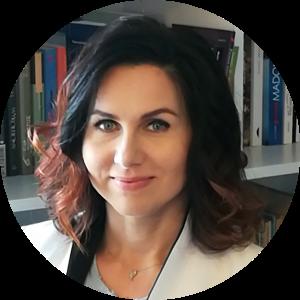 Psycholog Anna Kaźmierczyk z miasta Gliwice