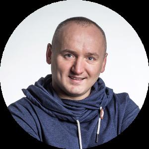 Psycholog Tomasz Radkiewicz z miasta Płock