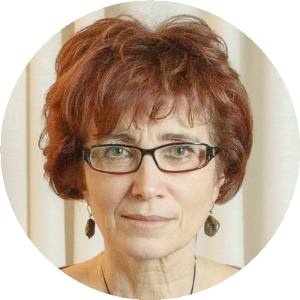 Psycholog Bożena Słomińska z miasta Toruń