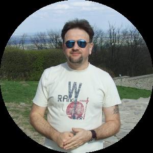 Psycholog Paweł Dziopa z miasta Kielce