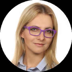 Psycholog Anna Gryz z miasta Warszawa