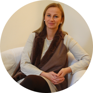 Psycholog Marlena Papieska z miasta Bydgoszcz