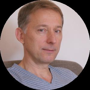 Psycholog Mariusz Szuta z miasta Poznań