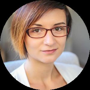 Psycholog Kamila Fryc z miasta Poznań