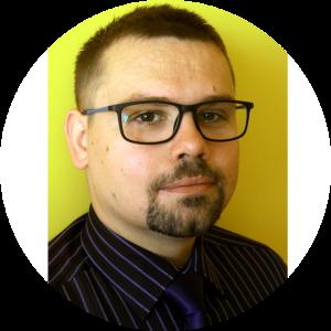 Psycholog Marcin Demczuk z miasta Lublin