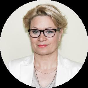 Psycholog Agnieszka Mościcka-Teske z miasta Łódź