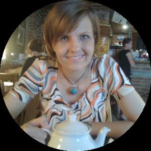 Psycholog Barbara  Szczukin z miasta