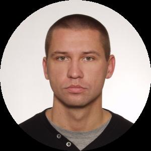 Psycholog Kamil Galiński z miasta Warszawa