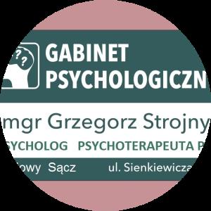 Psycholog Grzegorz Strojny z miasta Nowy Sącz