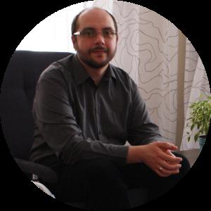 Psycholog Mateusz Grygiel z miasta Gdynia