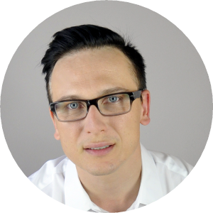 Psycholog Daniel Melerowicz z miasta Katowice