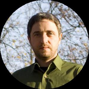 Psycholog Dominik Sałdak z miasta Kraków